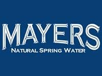 Mayers Natural Spring Water